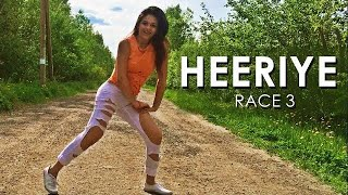 Heeriye Song   Dance Choreography by Anita   Race 3   Salman Khan   Jacqueline Fernandez