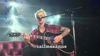 Justin Bieber - Home To Mama - Live #PurposeTourVancouver