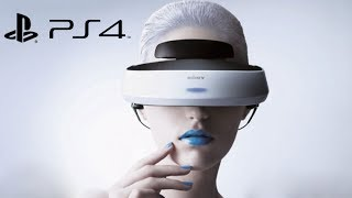 PS4 Head Mounted Display | 3D Gaming Headset | Official