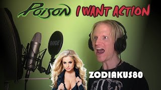 Poison - I want action vocal cover