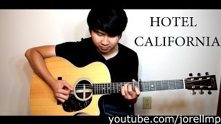 Eagles - Hotel California (Fingerstyle cover by Jorell)
