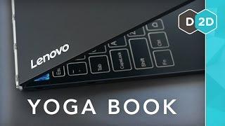 Lenovo Yoga Book Full Review Video