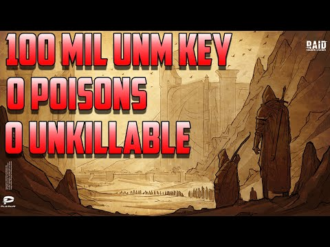 100 Mil UNM Key without Poisons! Raid Shadow Legends