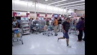 "Italian in the Wal-Mart ""We No Speak Americano"" Parody Video"