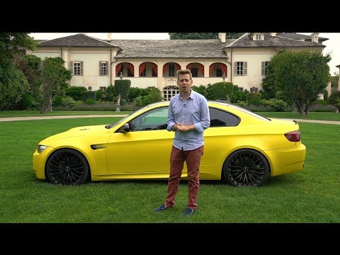 I BOUGHT A BMW M3!