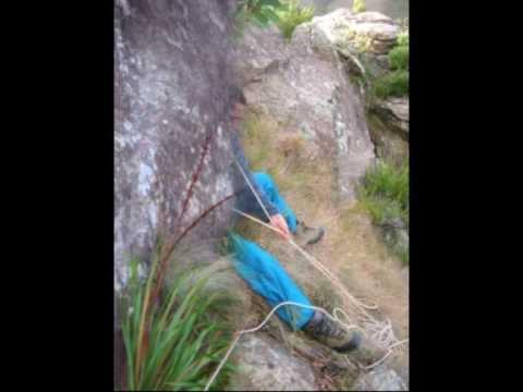 Mountain Walking Training Course – June 2008 – Wildways Adventures