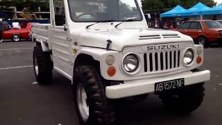 Suzuki KATANA Pick Up Jambore Otomotif 2017