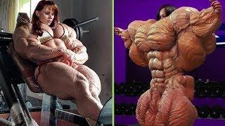 15 Bodybuilder, die eindeutig zu weit gingen!