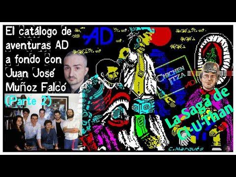 El catálogo de aventuras AD a fondo con Juan José Muñoz Falcó (Parte 2)