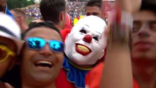 W&W caribbean rave Tomorrowland 2016  LIVE