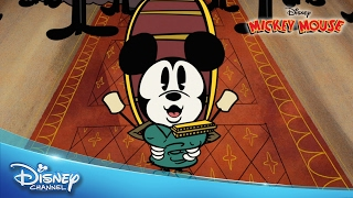 Mickey Mouse Short - One Man Band | Official Disney Channel Africa