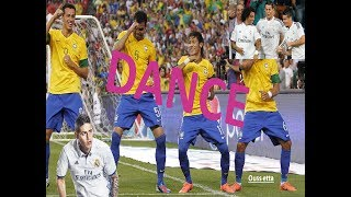 2017 Amazing Football Dance - DESPACITO - 2017 (Neymar- cr7 - marcelo - dani alves - james ...)