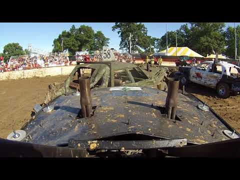 #217 DEMO DERBY SANDWICH IL 2018
