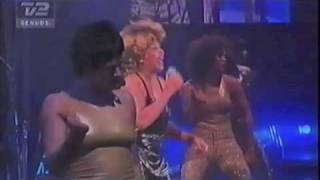 TINA TURNER live in Copenhagen 2000 / News Report