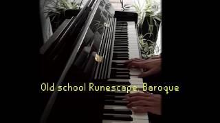Runescape Baroque piano duet