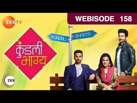 Kundali Bhagya - कुंडली भाग्य - Episode 158  - February 16, 2018 - Webisode