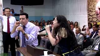 Jackson e Talita - Vigília O Bom Samaritano - Cheiro de milagre