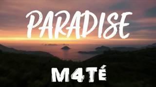 """""""Paradise"""" - Hiphop beat - Piano Trip-Hop / R&B/ Grime / Trap w/hook - Instrumental - Prod. M4TÉ"""