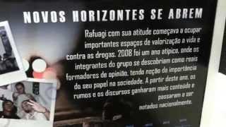 Exposição 10 Anos Rafuagi - Tour Virtual na Linha do Tempo
