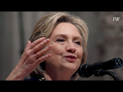 JW 60 Seconds: Judicial Watch Sues for Secret FBI Chart of Potential Violations by Hillary Clinton