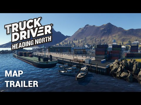 WTFF::: Truck Driver - Heading North expansion announced, trailer