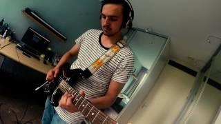 Red Hot Chili Peppers - Dark Necessities Cover /Jam