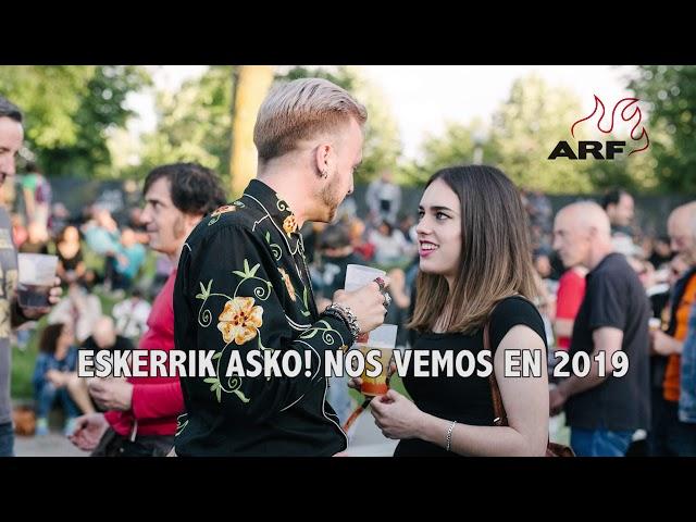 Video Afterparty de Azkena Rock Festival 2019