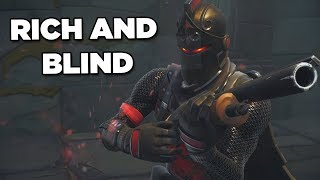 Fortnite Montage - Rich and Blind (Juice WRLD)