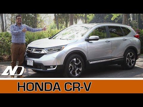 Honda CR-V 2017 - Sigue siendo lo mejor de la categoría