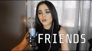 FRIENDS - Marshmellow & Anne-Marie | Alyssa Bernal