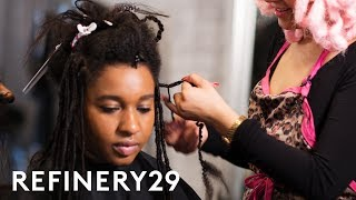 Desi Perkins Explores Latino Beauty In L.A.   Skin Deep   Refinery29 width=