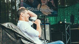 Egidijus Dragūnas paskambina į greitąją (J.Jankevičiaus parodija)