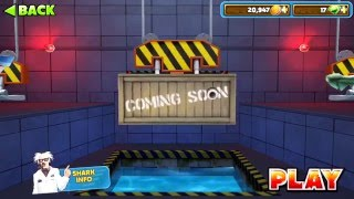 [NEW] BOX FISH COMING SOON - Hungry Shark Evolution (What's New)