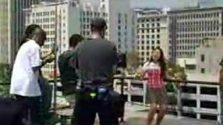 Daechelle-Fearless Video Behind the Scenes