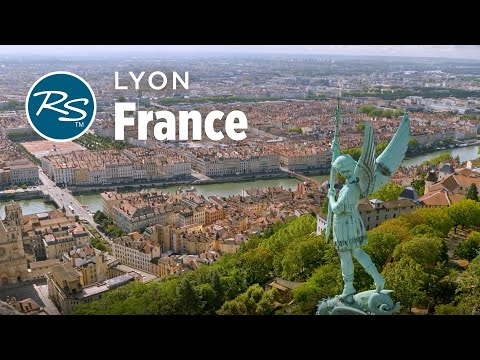 Lyon, France: The Basilica of Notre-Dame de Fourvière – Rick Steves' Europe Travel Guide