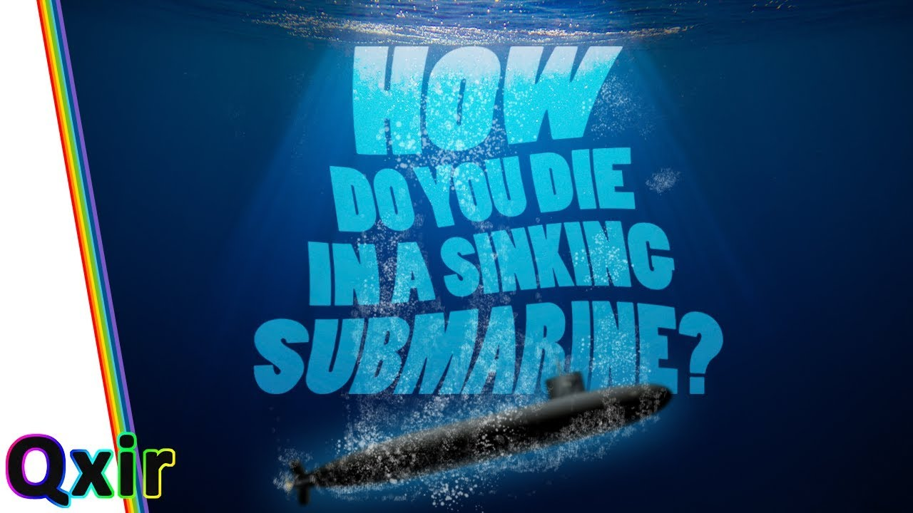 What Happens When a Submarine Sinks