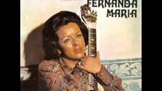 Fernanda Maria - Quadras soltas? - Fado