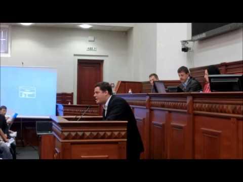 Андрій Іллєнко у Київраді