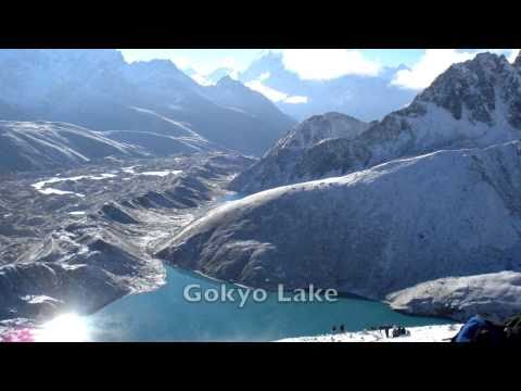 Trekking in Nepal – Everest Base Camp & Gokyo Lakes