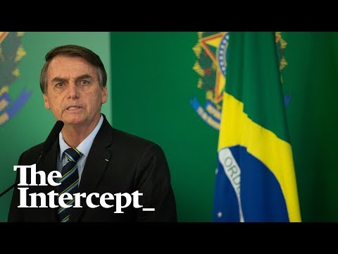 Jair Bolsonaro's Close Family Ties to Paramilitary Gangs Draw Scrutiny Ahead of White House Visit