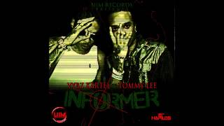 Vybz Kartel Ft. Tommy Lee - Informer (Full Song) - May 2012