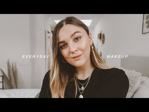 MY EVERYDAY MAKEUP USING DRUGSTORE DUPES | I Covet Thee