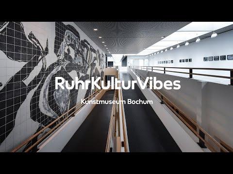 RUHR KULTUR VIBES – Yoga im Kunstmuseum Bochum