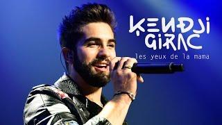 Kendji Girac - Les Yeux de la Mama Live (ESPAÑOL - FRANCÉS)