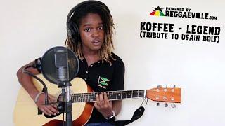 Koffee - Legend (Tribute to Usain Bolt) [2017]