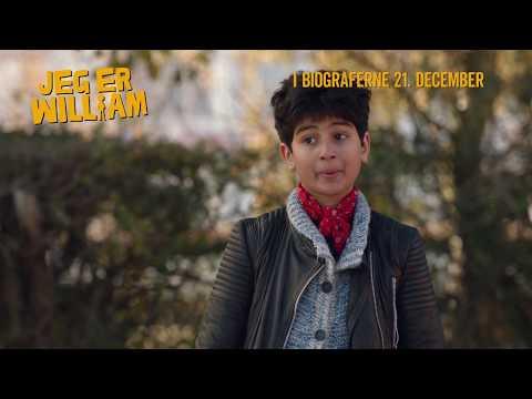 Jeg er William - Premiere 21. december 2017