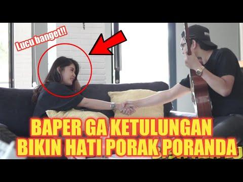 Download Video BAPER GA KETULUNGAN HATI CEWE INI  SAMPAI PORAK PORANDA