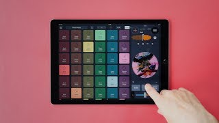 Drag your files. Drop the beat | Remixlive for iOS 11