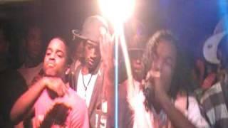 Rich Kids & Young Dro performing My Partna Dem at Club El Mariachi