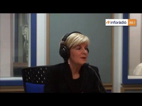 InfoRádió - Aréna - Julie Bishop